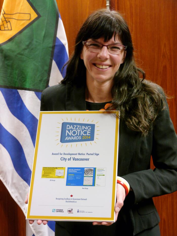 Andrea Reimer (Deputy Mayor of Vancouver)
