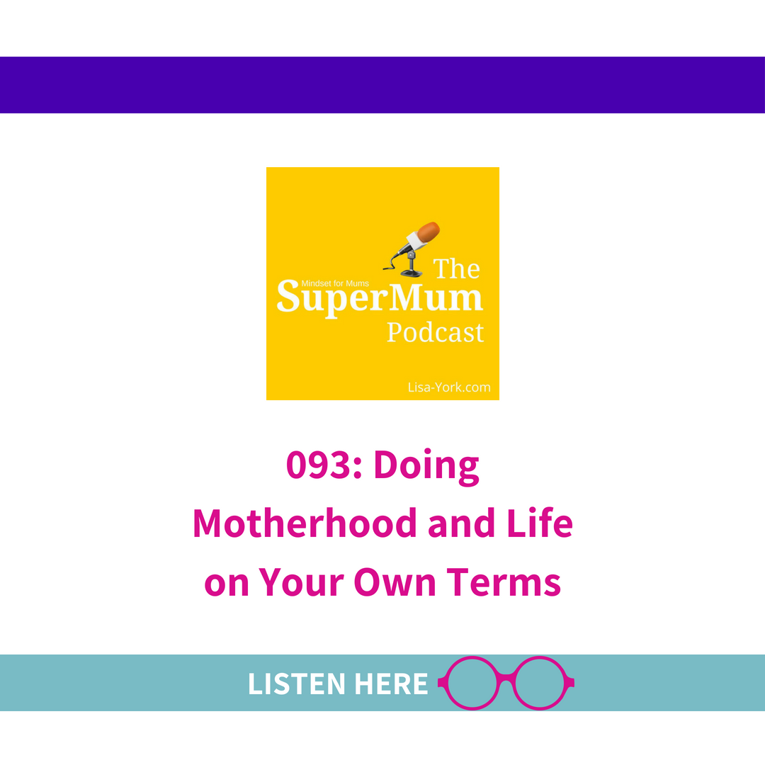 Lisa York Supermum Podcast | Nicky Raby