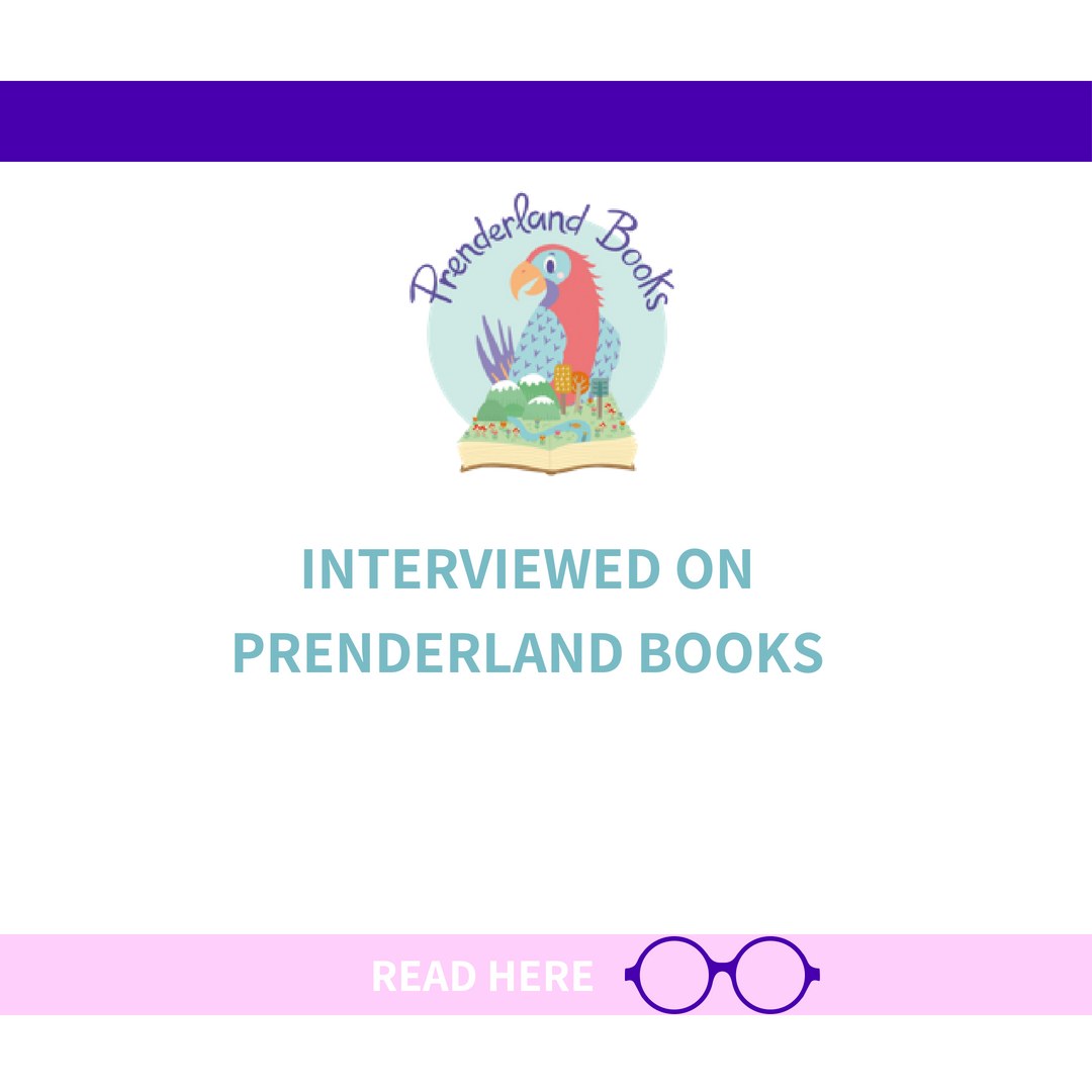 Nicky Raby Prenderland Books