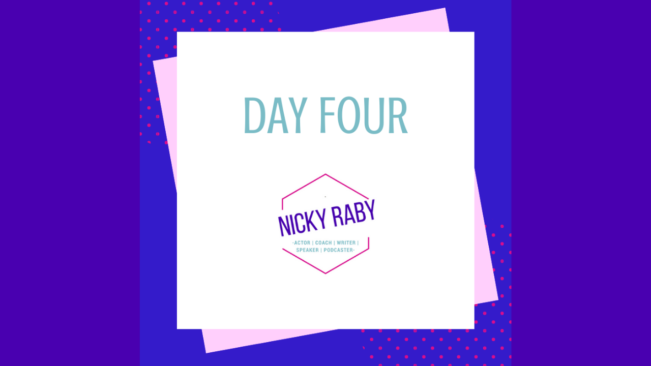 Day Four February Challenge