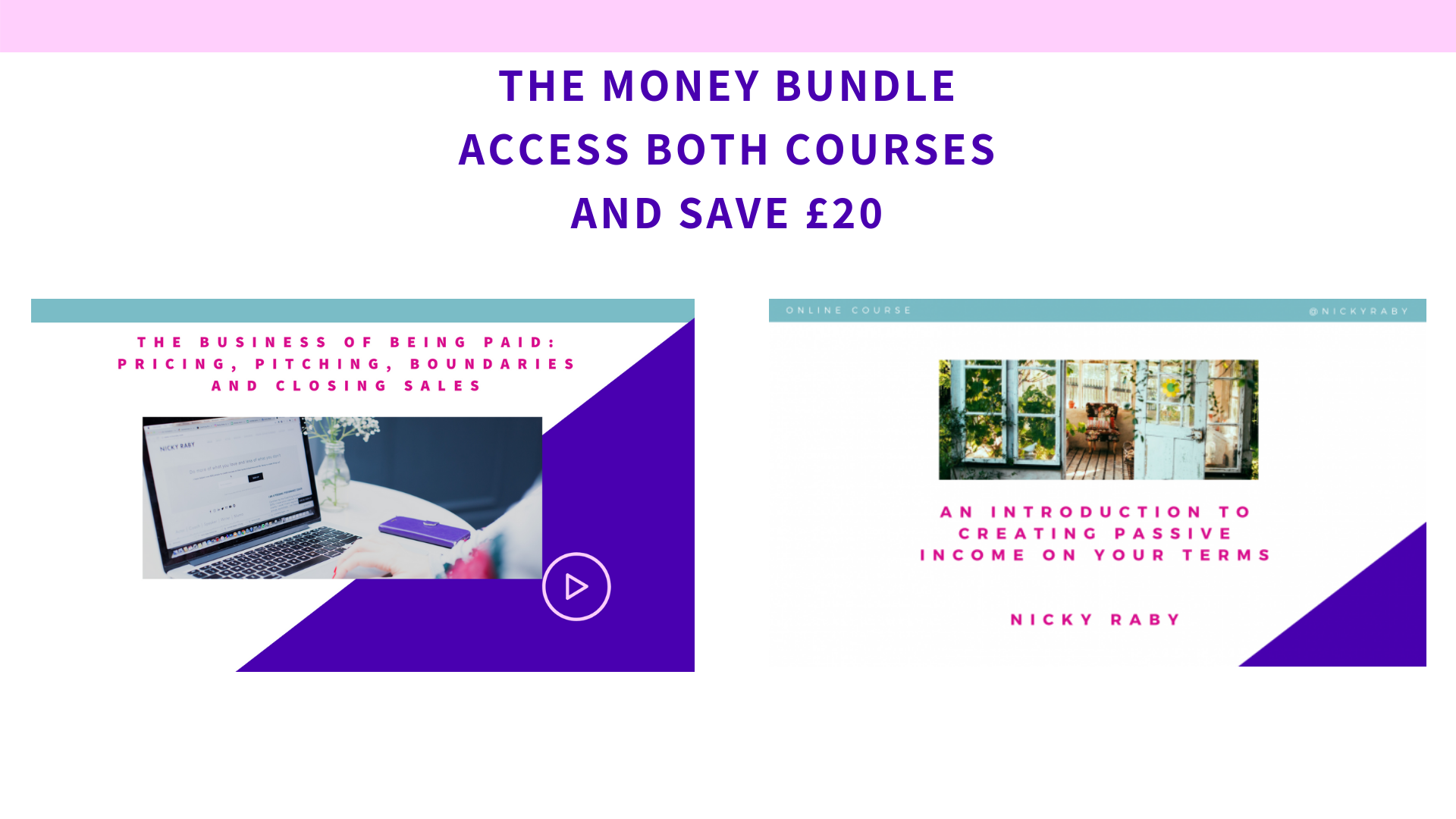 The Money Bundle | Nicky Raby