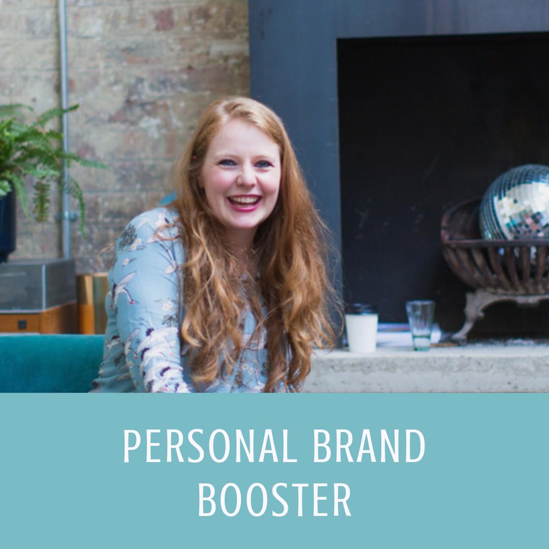 Personal Brand Boo