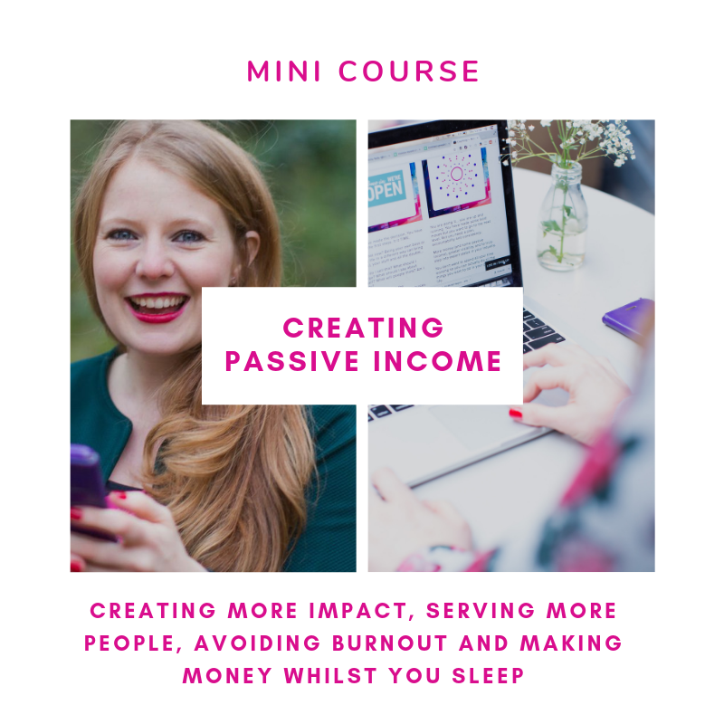 Creating Passive Income | NIcky Raby