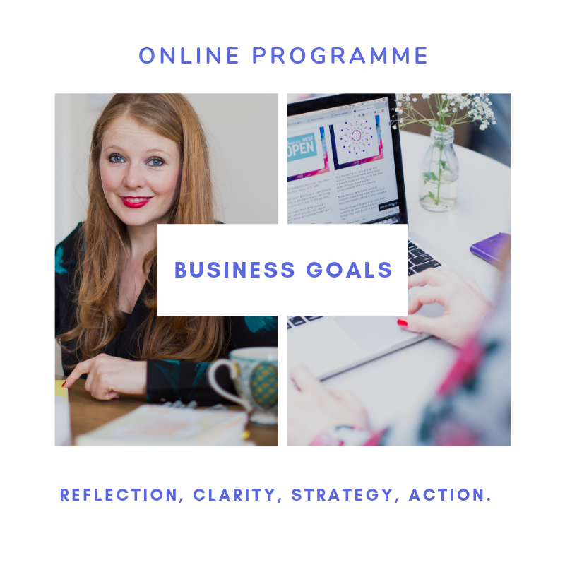 Business Goals | Nicky Raby