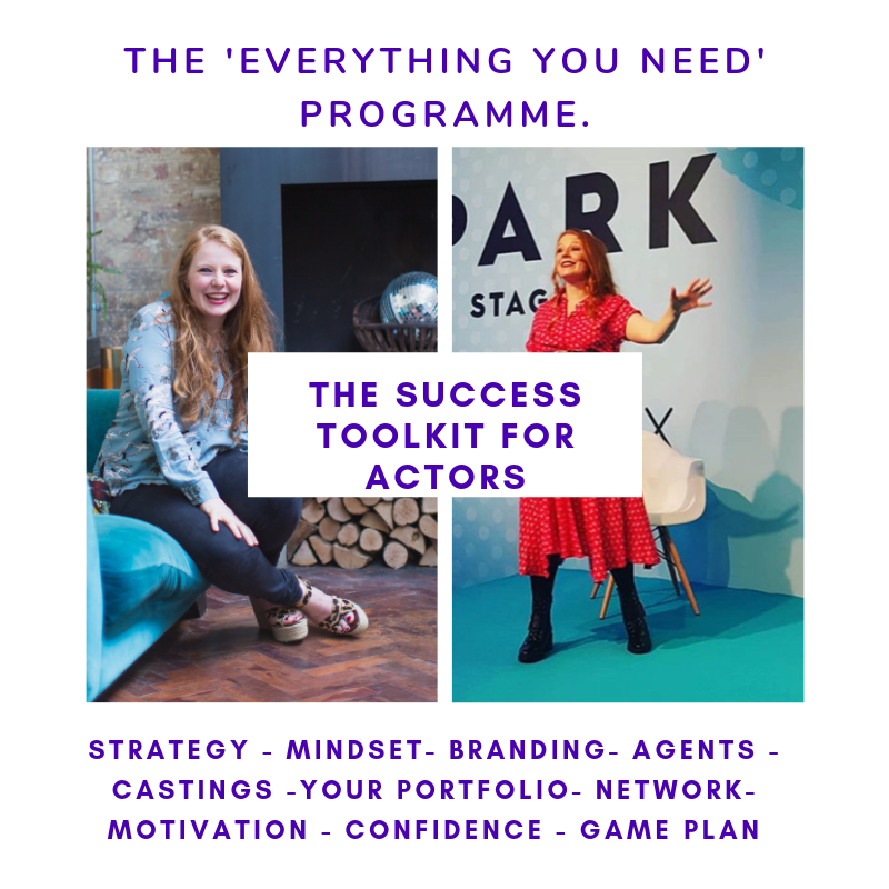Success toolkit for actors