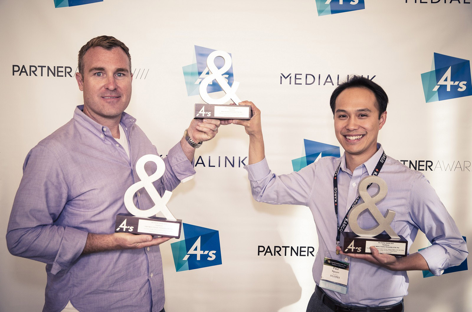 Paul Nguyen and Andre Le Masurier- Most Innovative Partership.JPG
