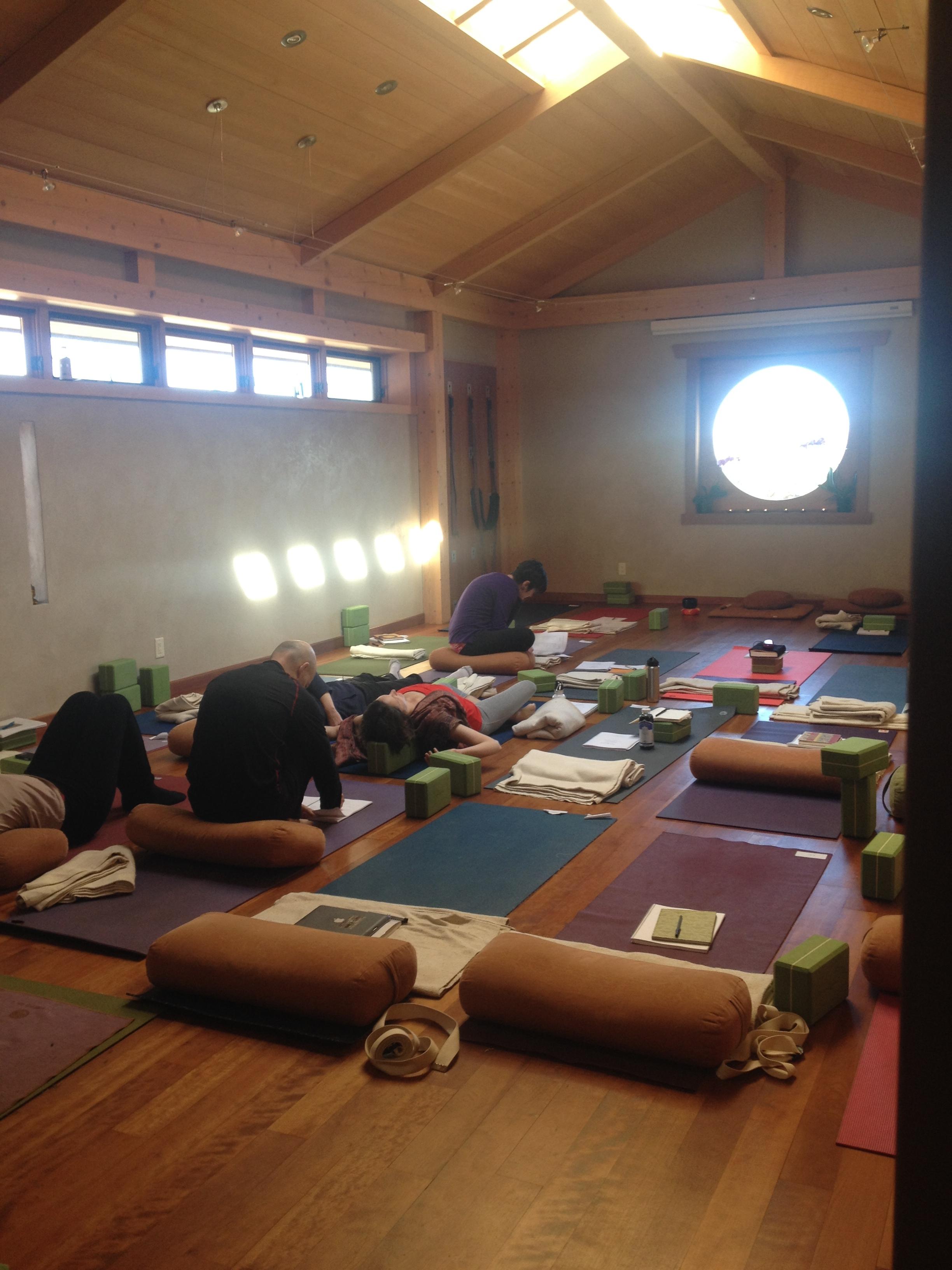 Prajna Yoga Temple