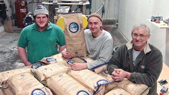 Fairhaven Organic Flour Mill