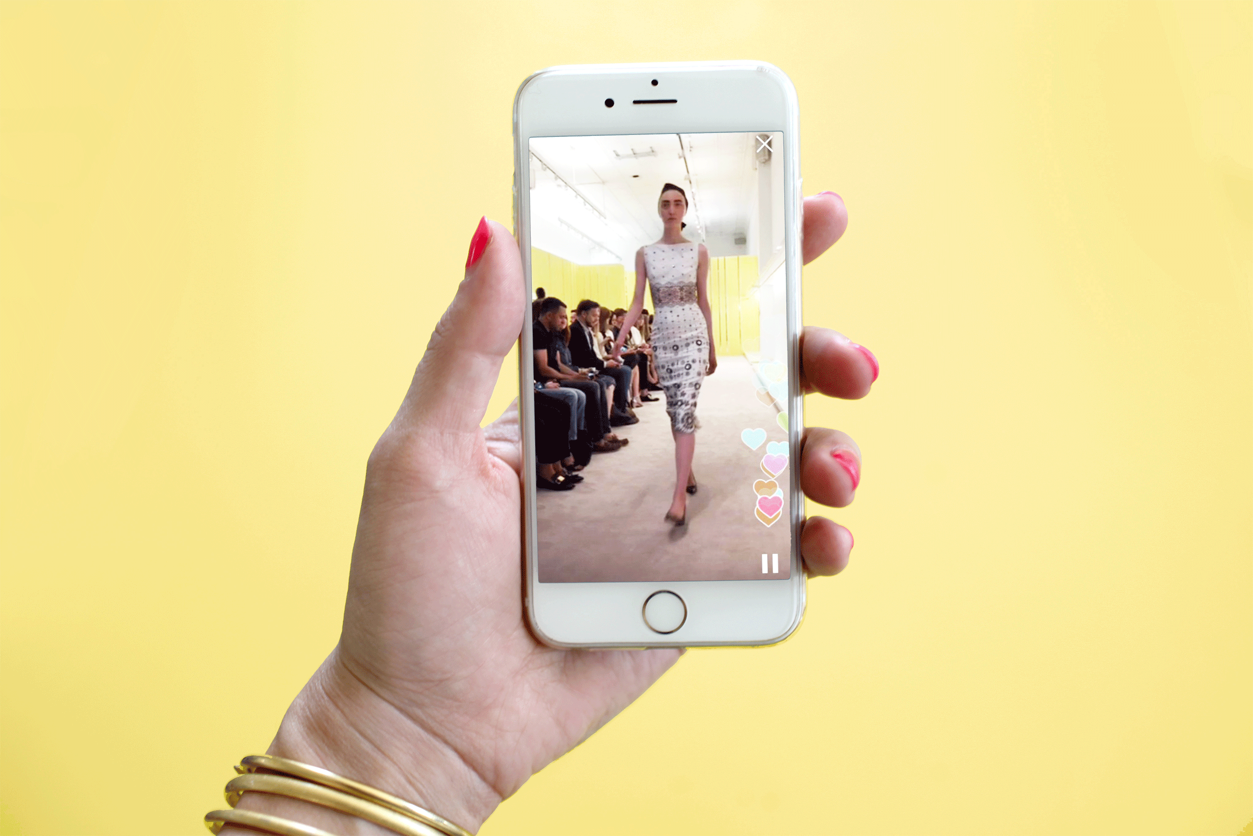 Marc Jacobs on Periscope for Resort 2016 (Via  Forbes .)
