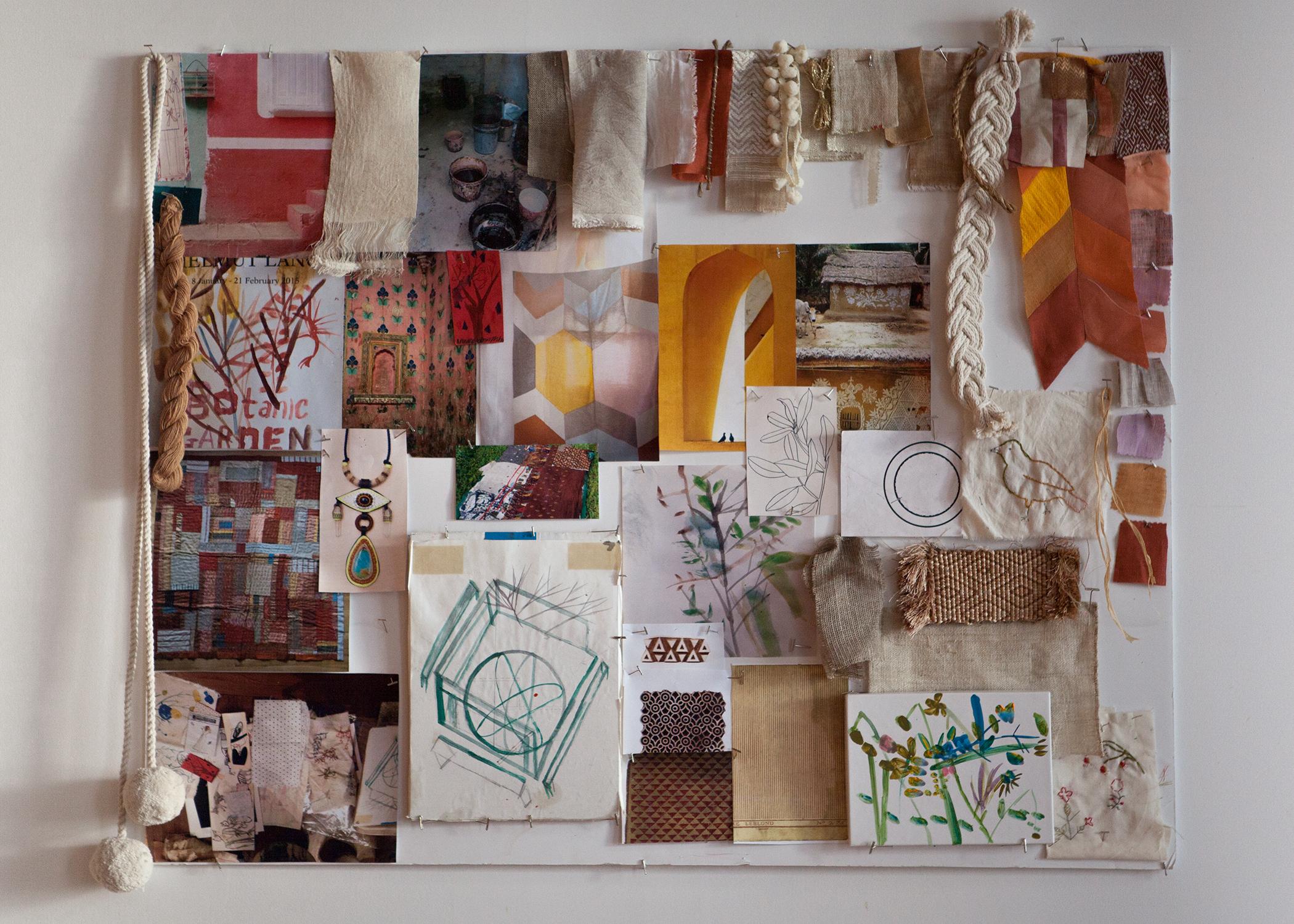 Thompson Street Studio by Robin Stein