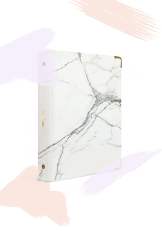 Russell + Hazel - Mini Pattern Binders - $10