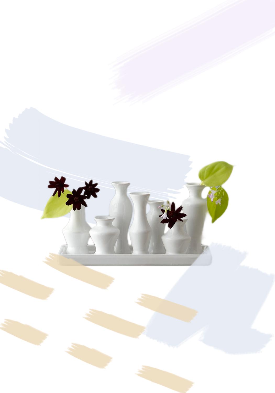 Shop Terrain - Cluster Bud Vase Tray - $40
