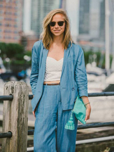 "Chloe King, 28 is the Social Media and Digital PR Manager at Bergdorf Goodman. She's also beyond stylish, savvy, and smart -- making it no wonder she made the ""Marketing and Advertising"" List."