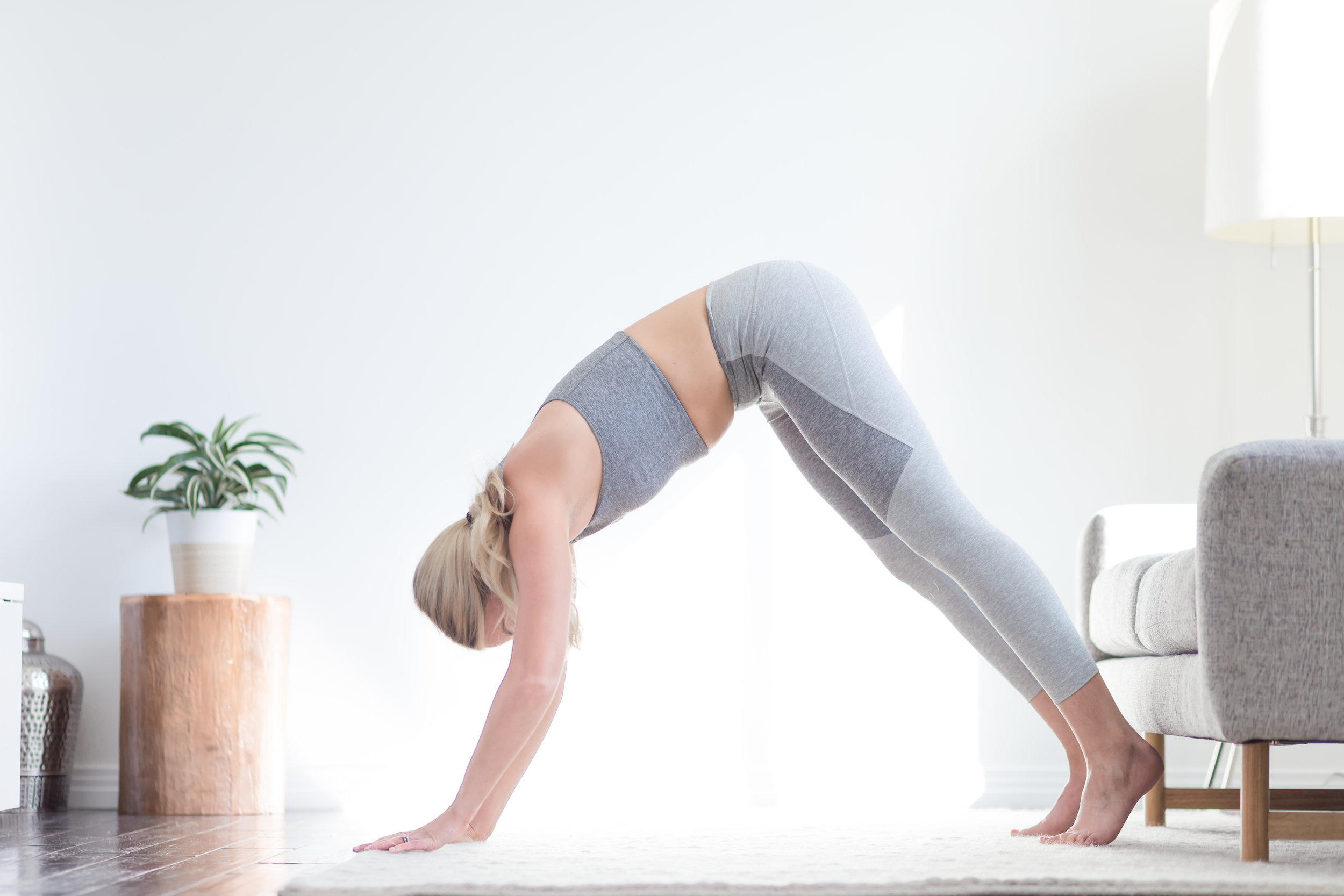 Before you get started, stretch it out.