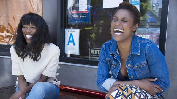Orji and Rae on  Insecure.