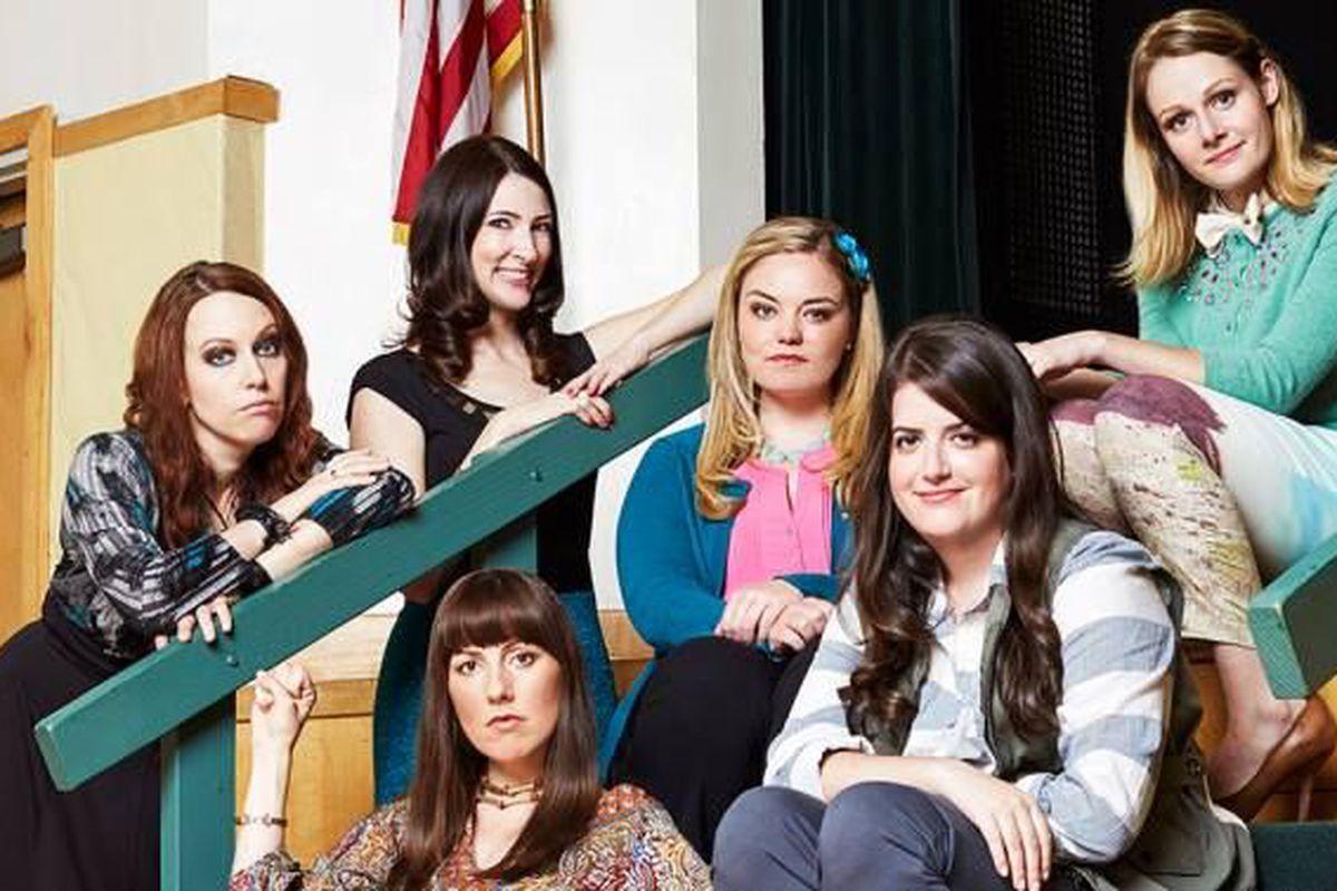 The Cast of TV Land's The Teachers
