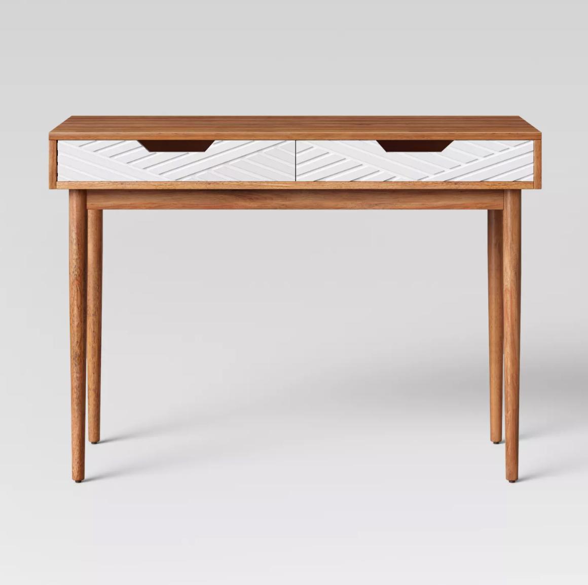 Target midcentury desk