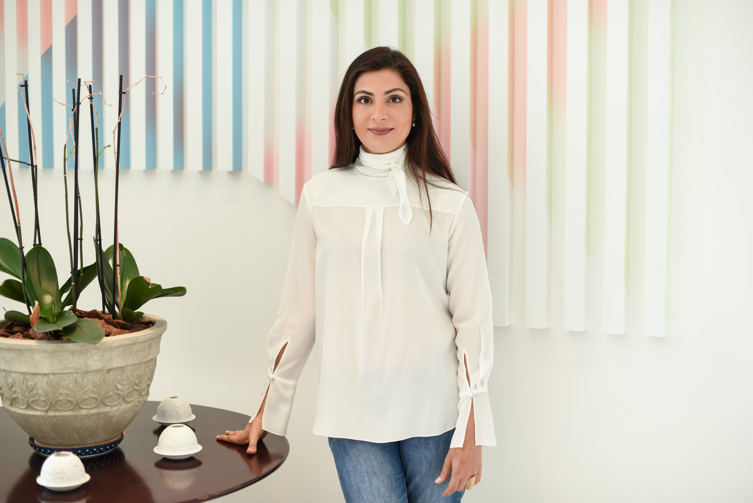 Dr. Lamees Hamdan - CEO and Founder, Shiffa