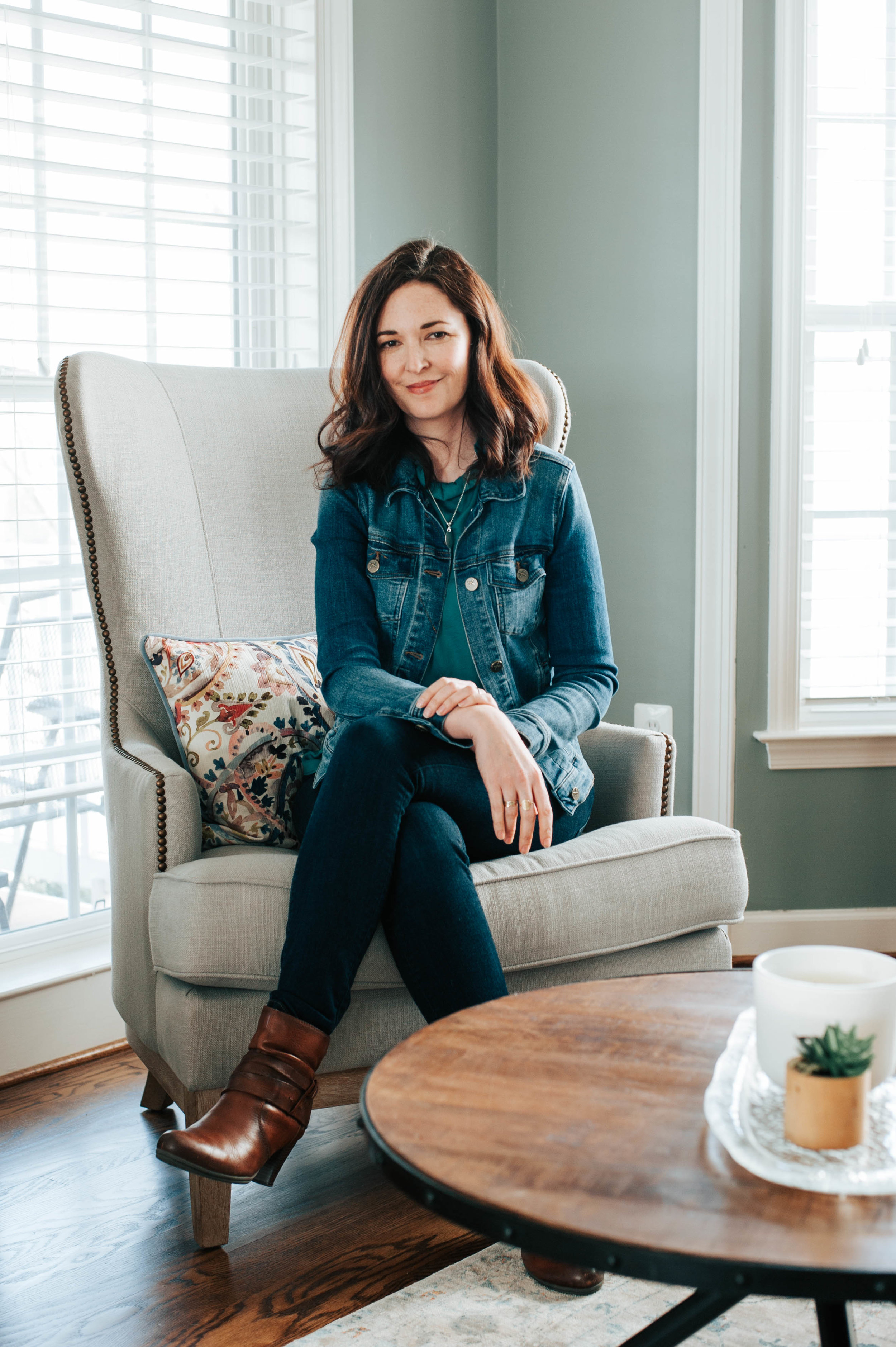 Erin Pelicano, Founder, Erin Pelicano Fine Jewelry - Pinterest profile: Erin Pelicano Fine Jewelry