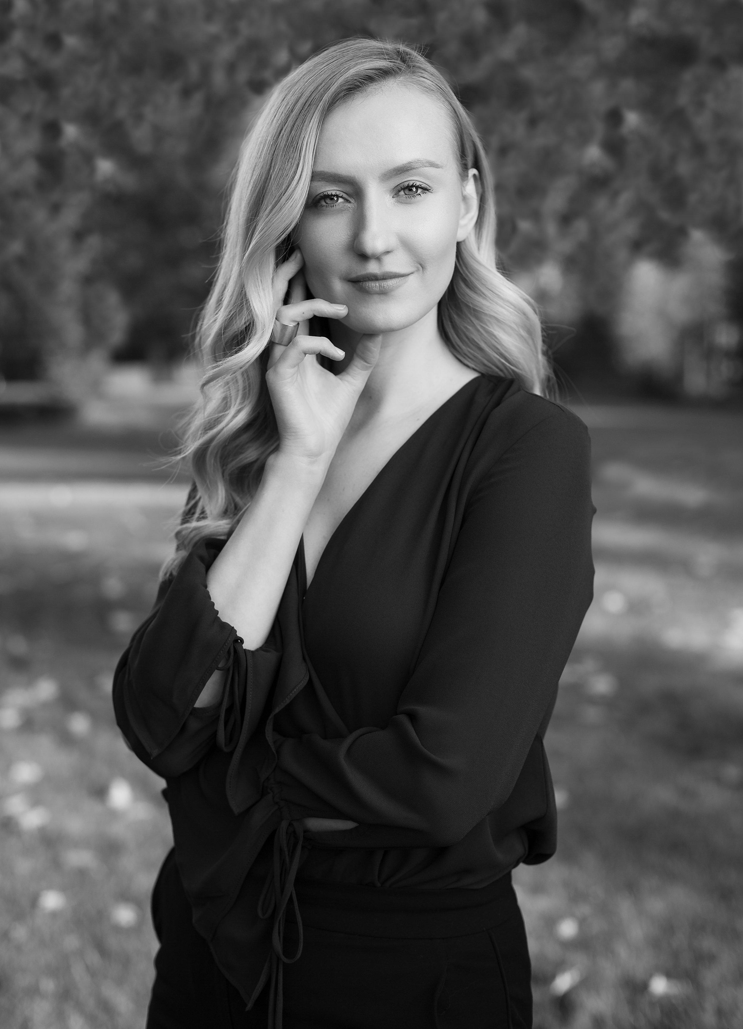Aly Korchemniy - Founder, Anfisa Skin
