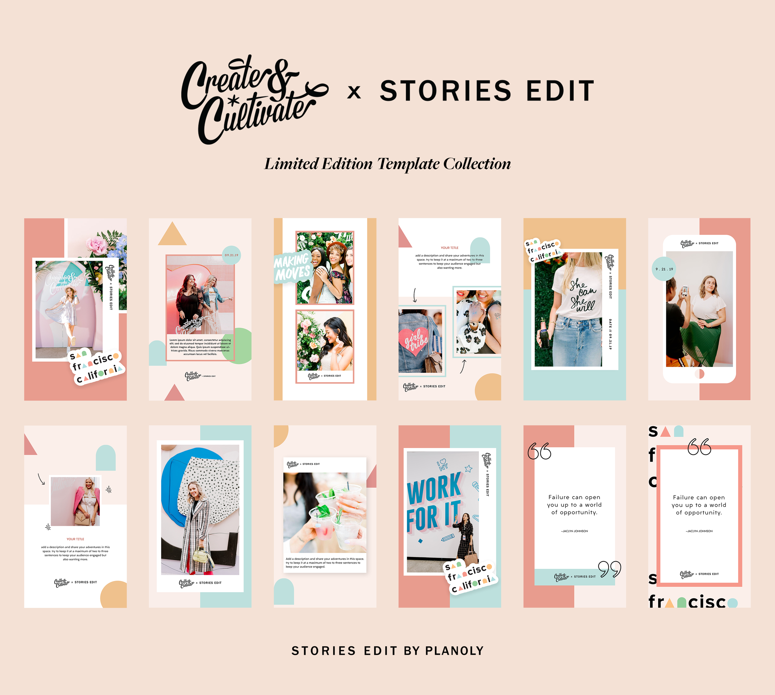 Planoly - Blog Post -  StoriesEdit x Create & Cultivate Collection  - Image 1-v2.png