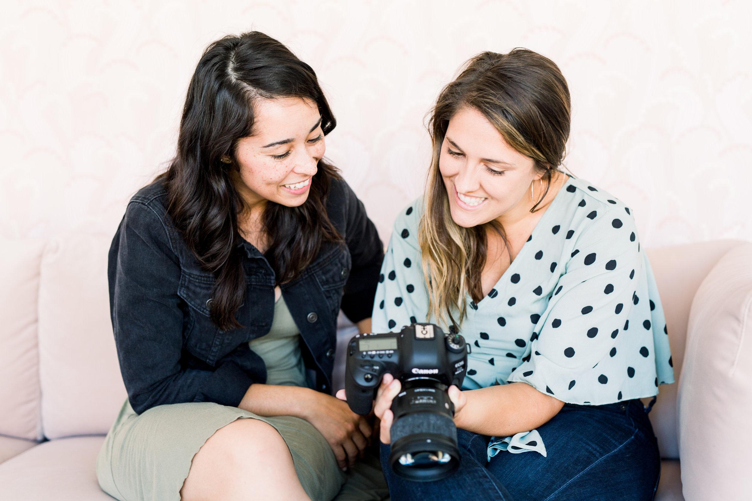 Becki Smith—Photography course