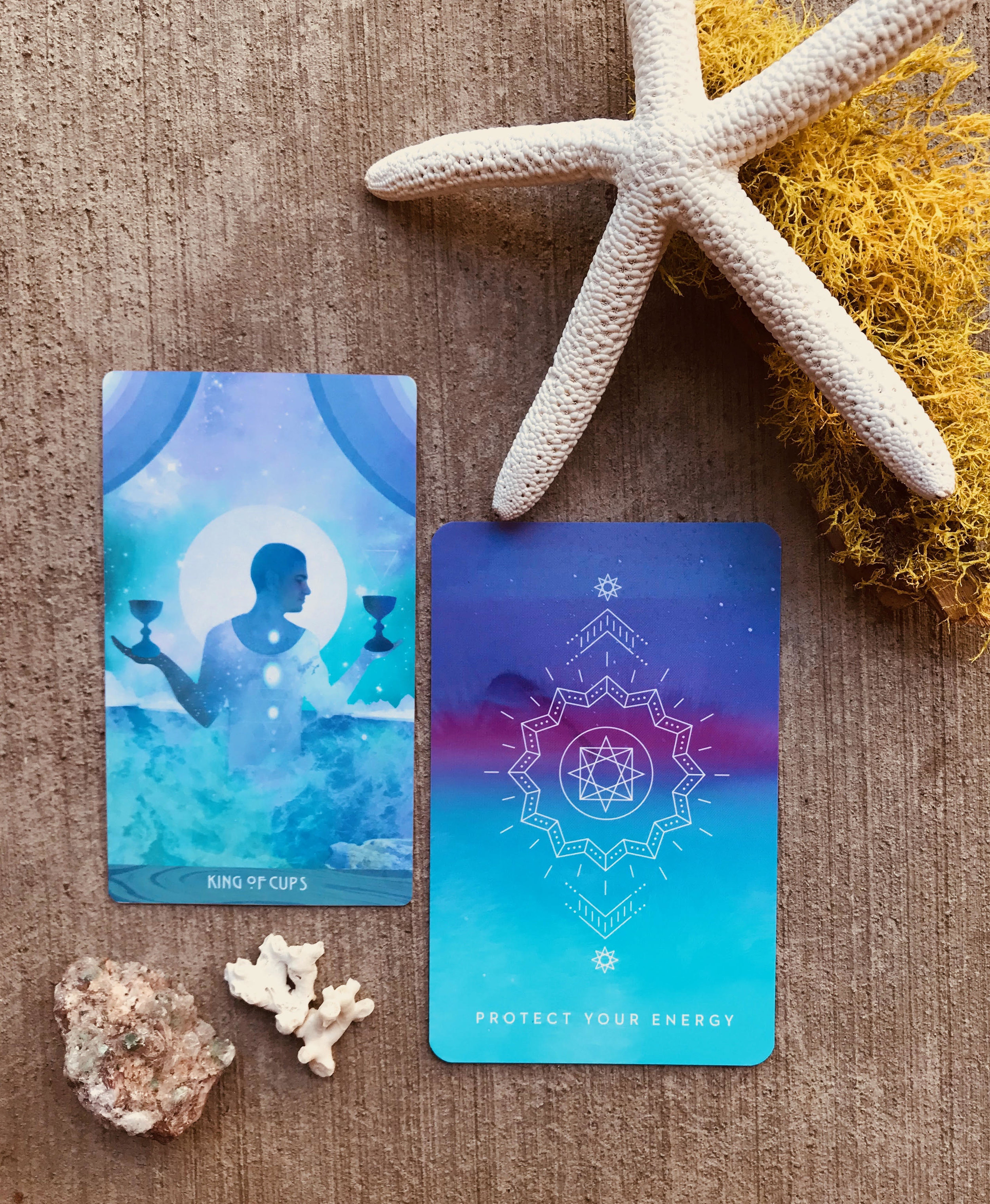 Weekly Guidance - Protect Your Energy - 06.11.2018