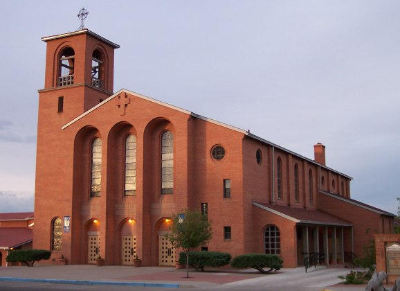Cathedral of the Sacred Heart, Gallup, NM