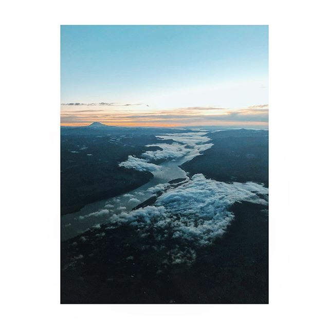From The Air | The Columbia River Gorge