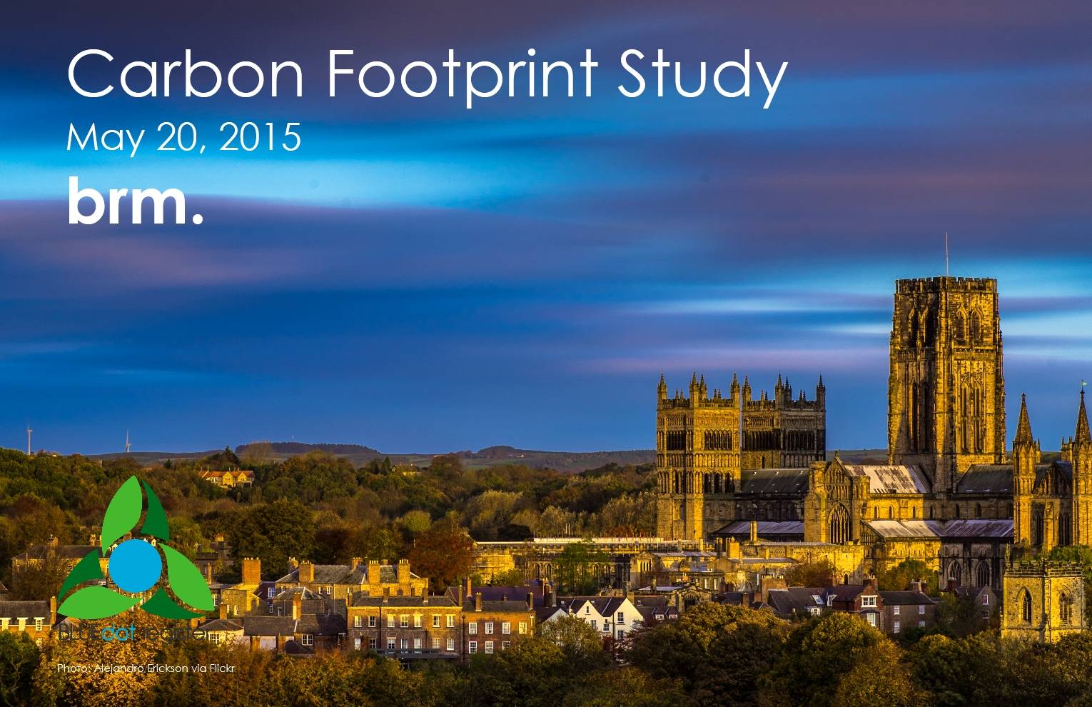 Click  to view the  brm  Carbon Footprint Assessment