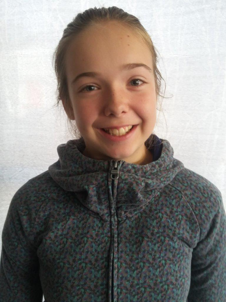 "Hi my name is Johanna. I have lived in Bancroft for 10 years. I am 12 years old. I go to York River Public School. At school I am part of ""WE"" club which is a club that works together to help change the world. I also skate 3 times a week at the Bancroft skating club. There is also a ""canskate"" program that I help with to teach kids how to skate. I live in a great community and I am excited to see what will happen next!"