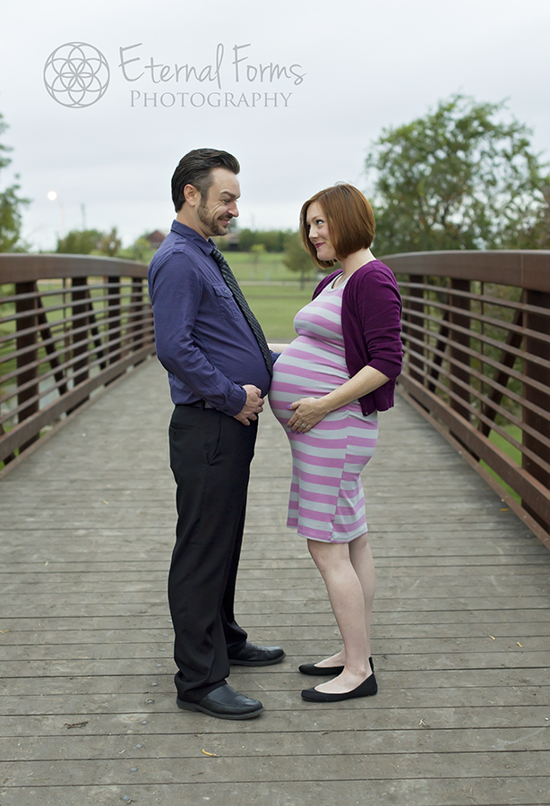 looking for a fun maternity session in Austin?