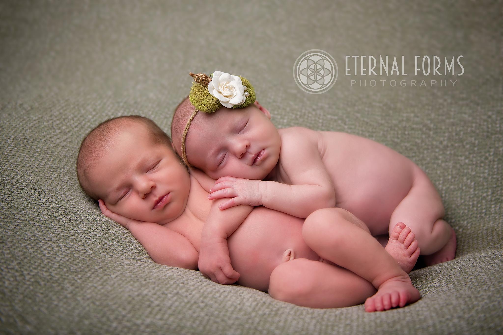 round rock newborn twin photographer 5