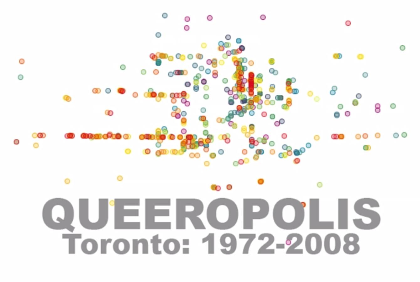 Queeropolis: Toronto 1972 - 2008 (2008)