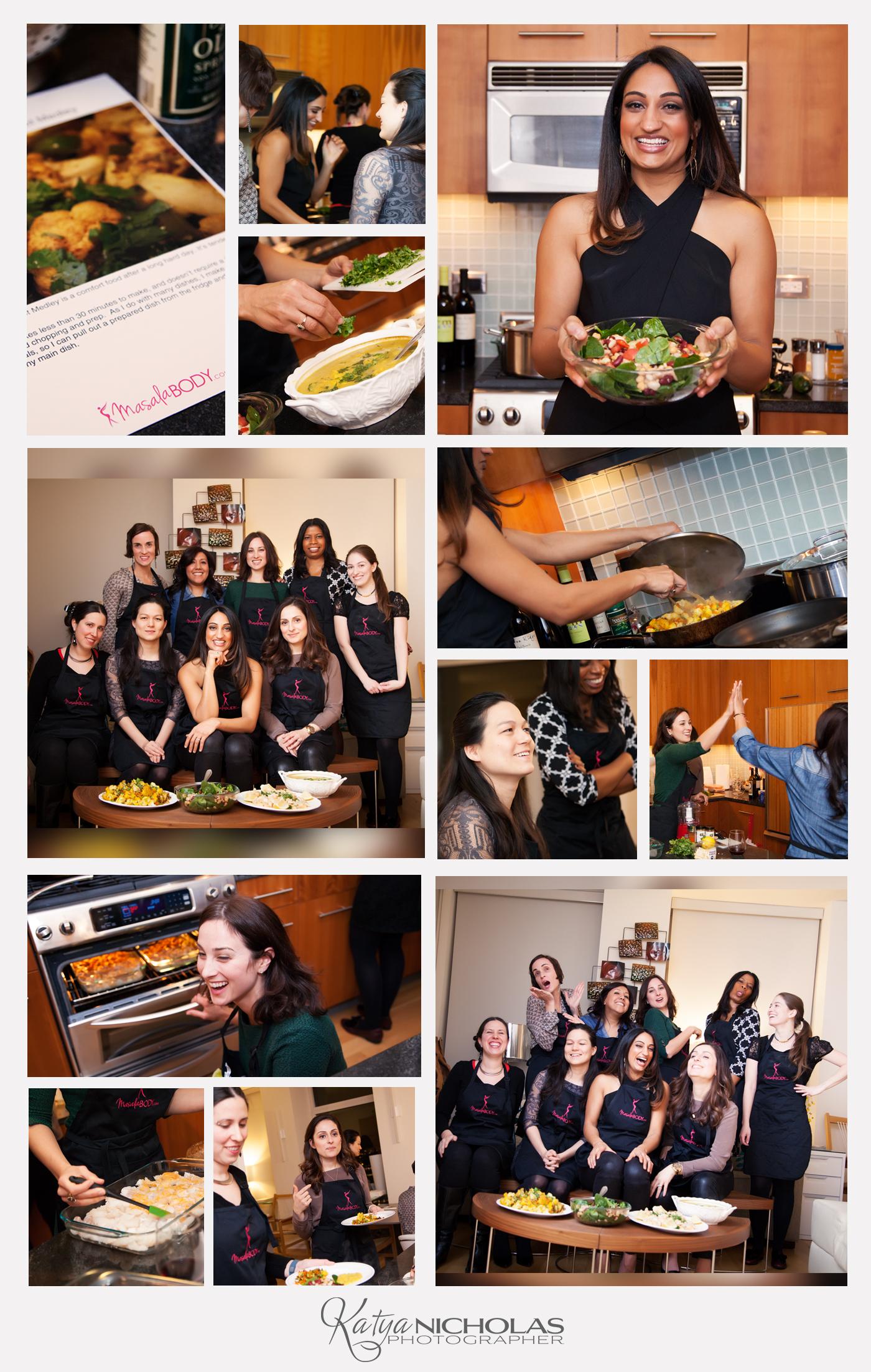 Nagina Sethi's Masala Cooking Party
