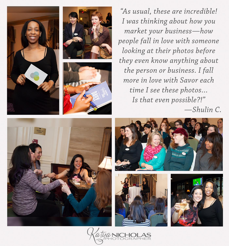 Savor The Success  live event | March 10, 2015