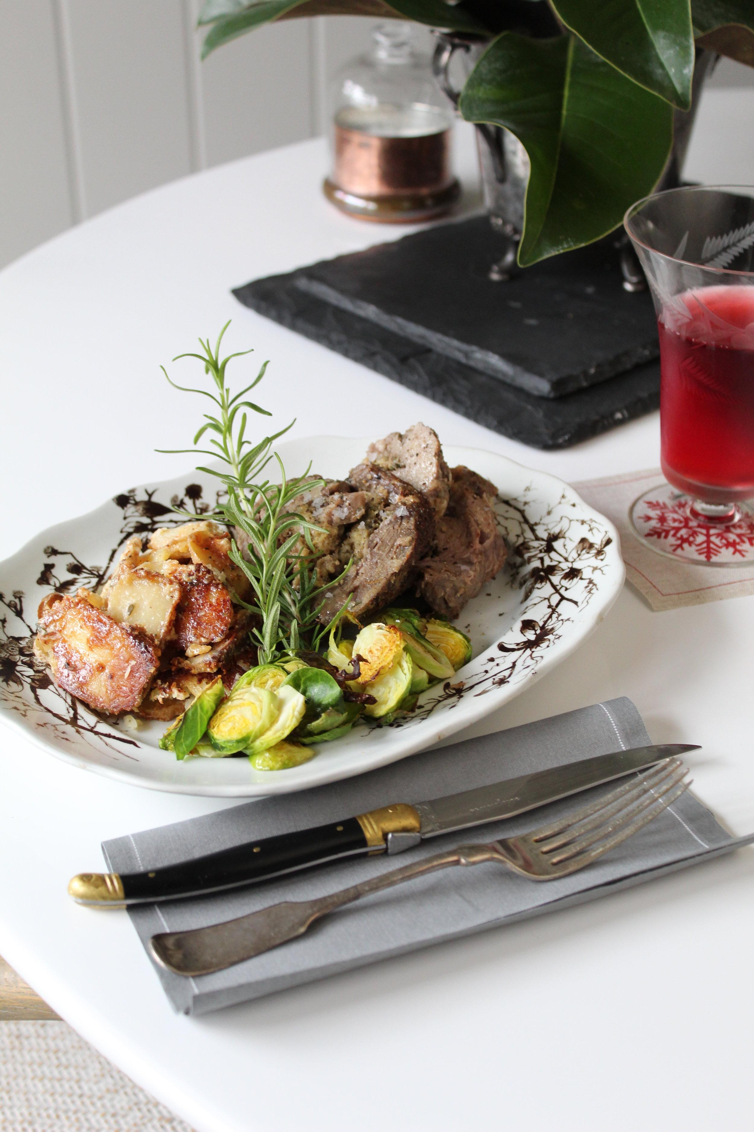 Lamb Dinner Close up.JPG