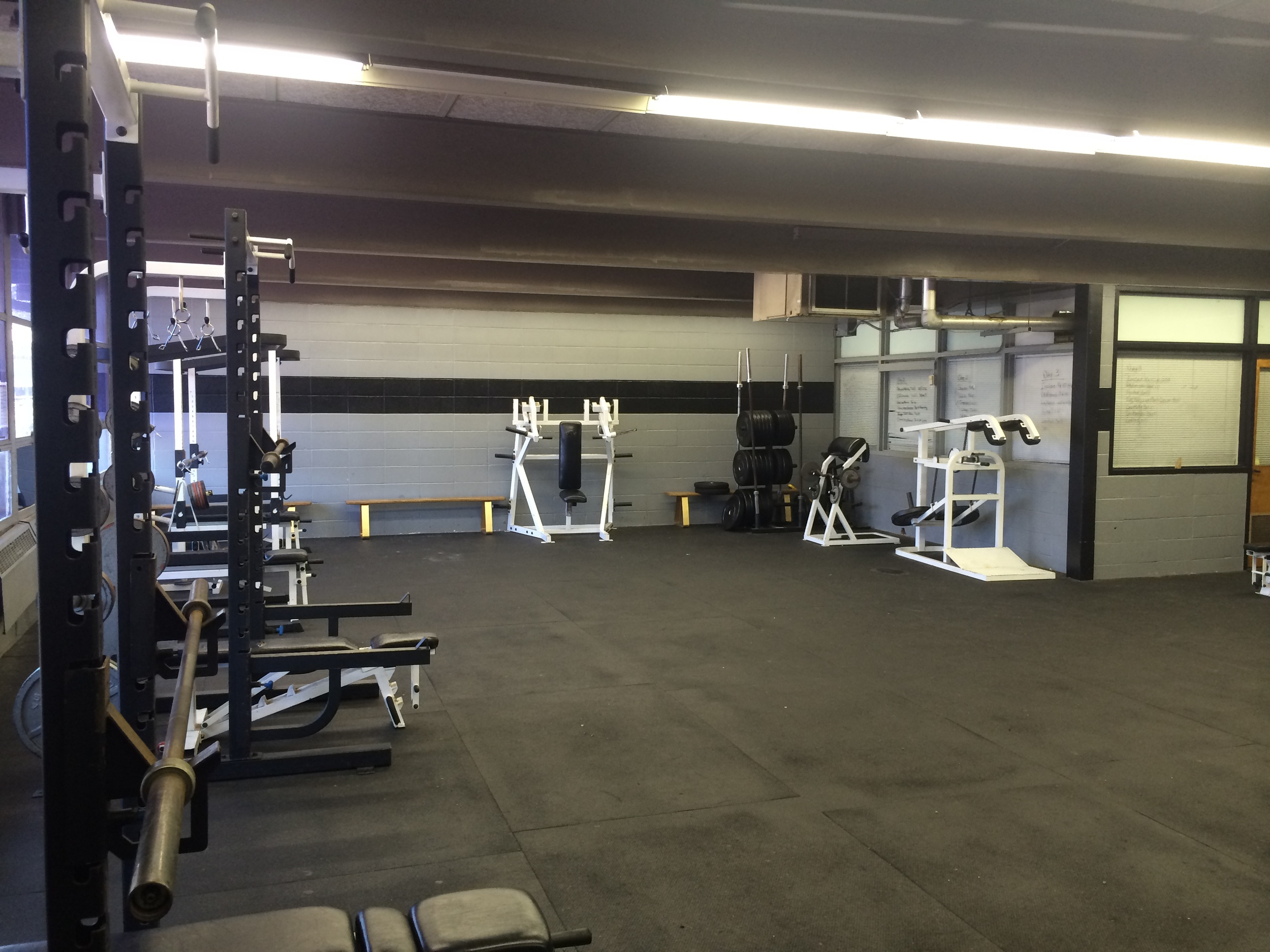 Black Bear Weightroom