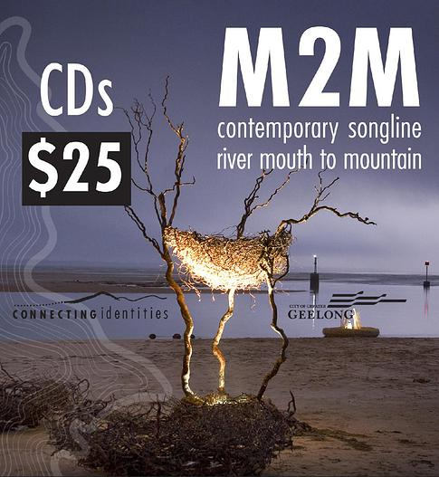 Includes a complimentary M~M2009 highlights DVD