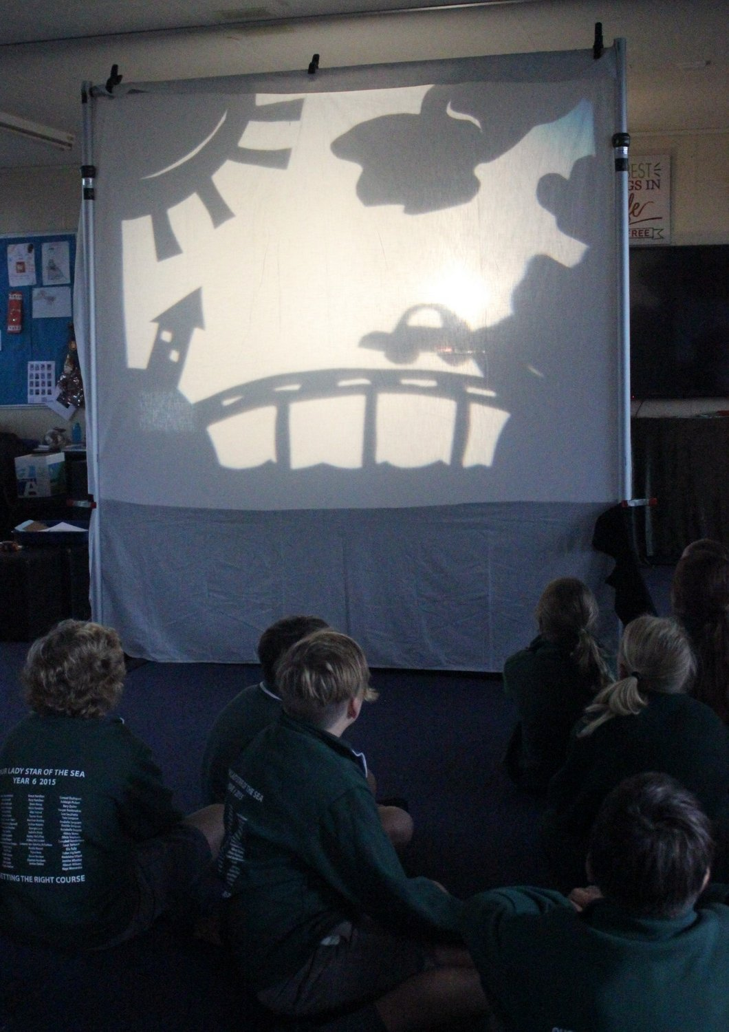 Image of Shadow Puppets After Dark