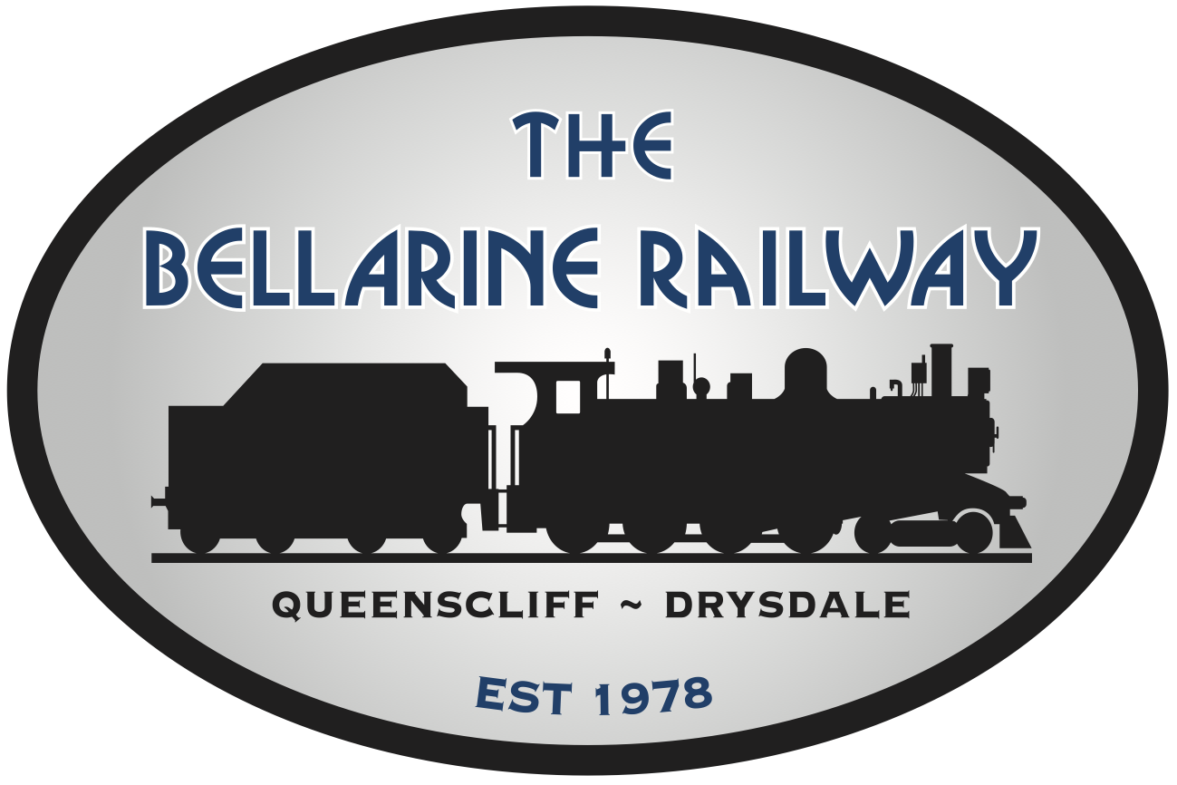 Copy of The Bellarine Railway logo