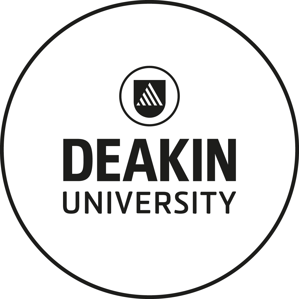 Copy of Deakin University logo