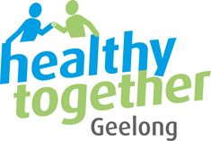 Healthy Together Geelong logo