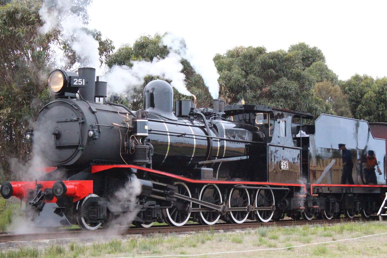 Steam Train image