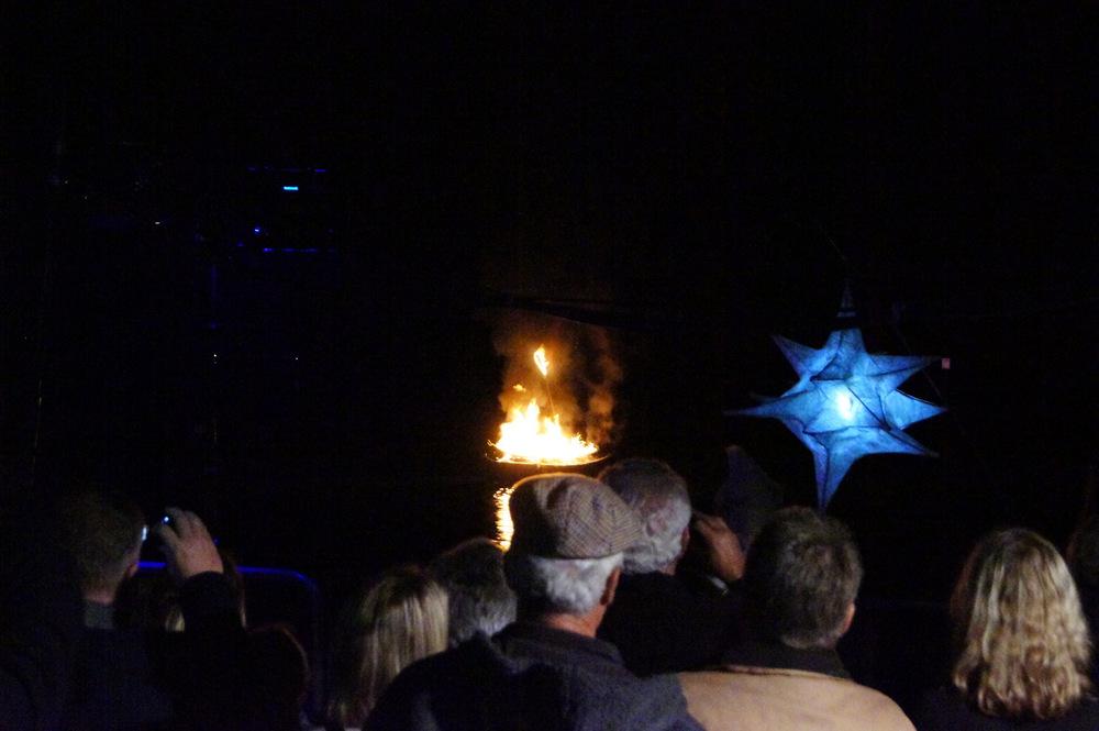 Gathering of the Elements ceremony 2014  Photo by Gloria Van Der Meer