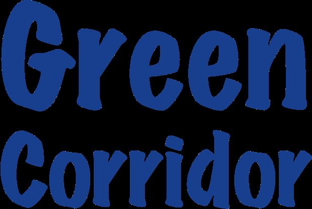 Green Corridor title