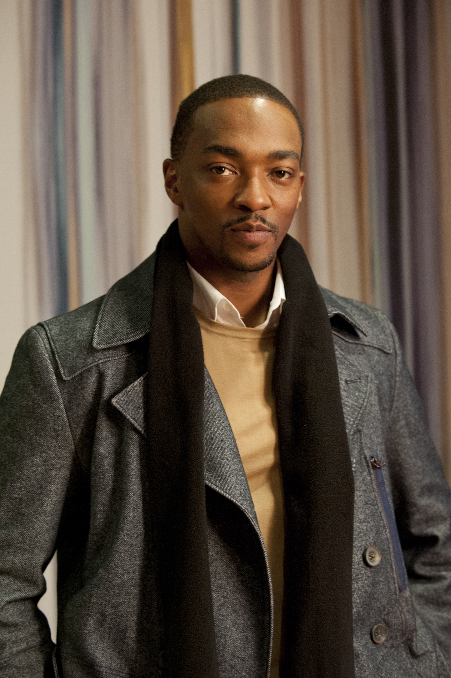 Anthony Mackie for HuffPost Live