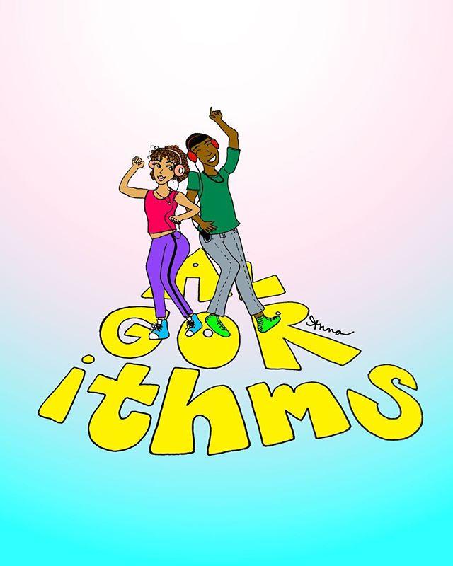Dancing on your algo-rhythms ✨