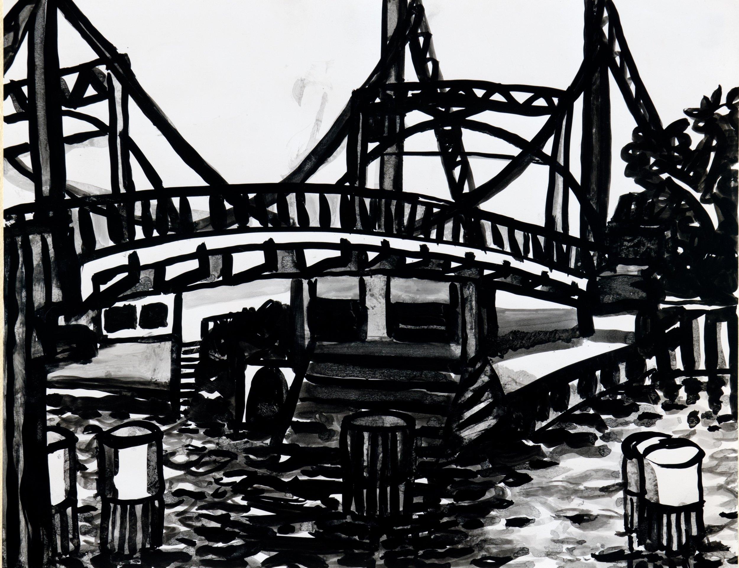 Goose Island Bridge 2011