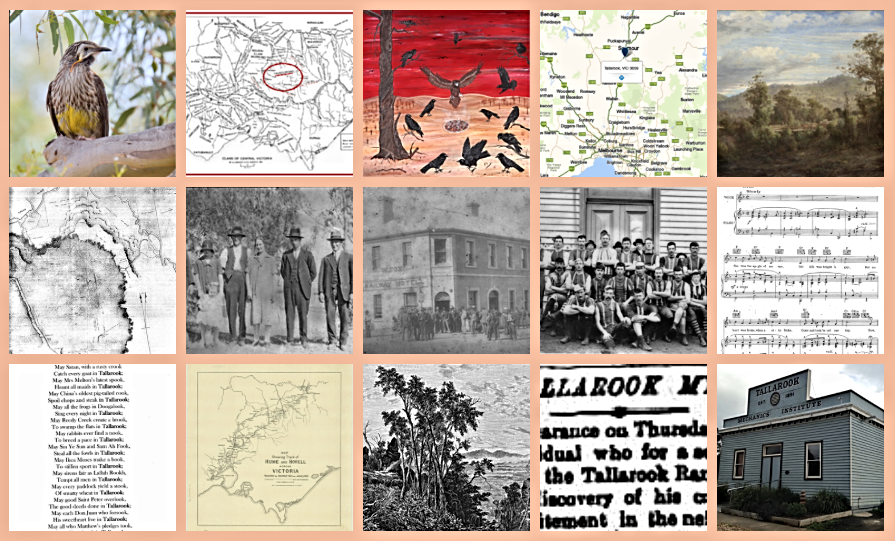 Tallarook is a place of many stories. You can read about some of them on the tallarookhistoryproject.website.